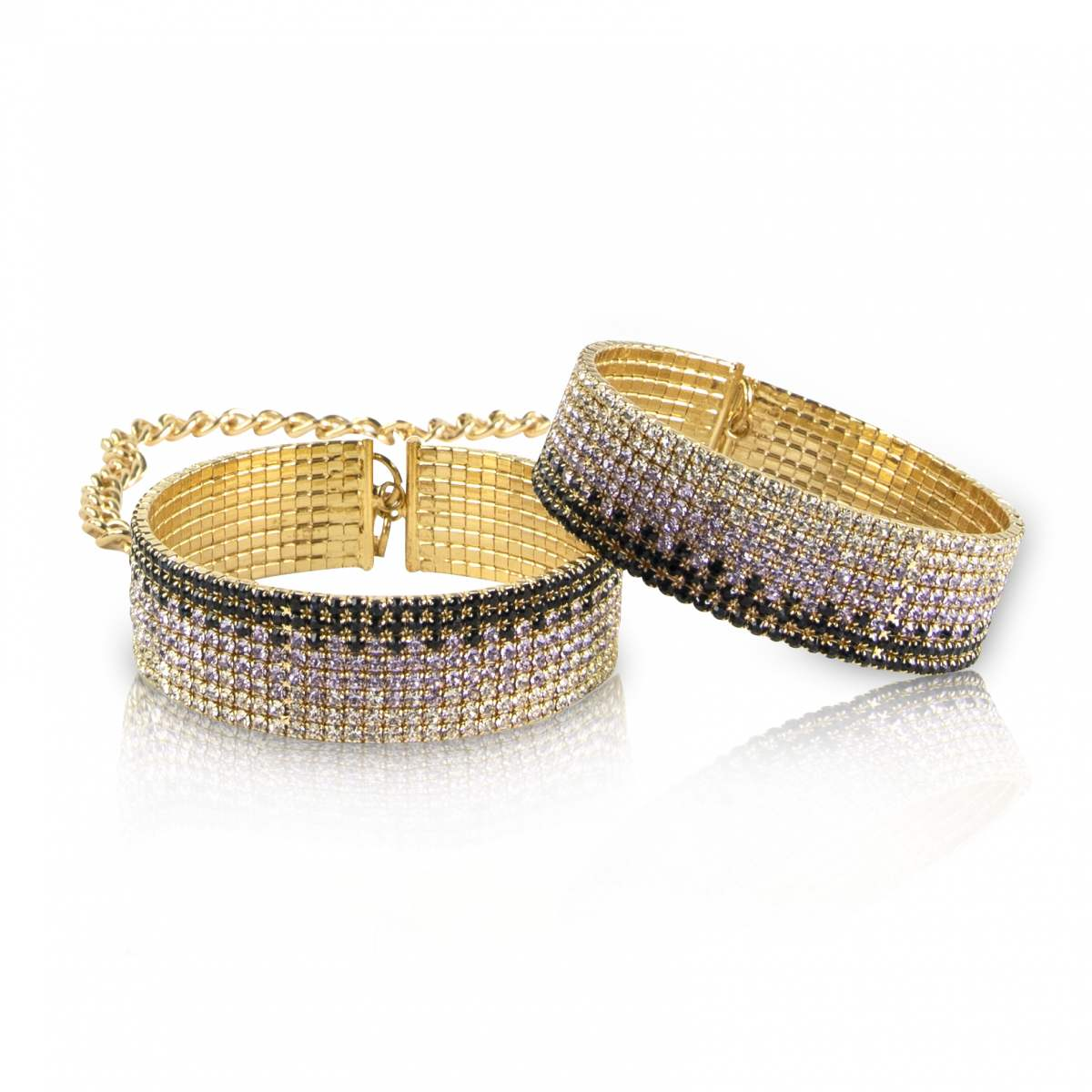 Diamond Cuffs Liz